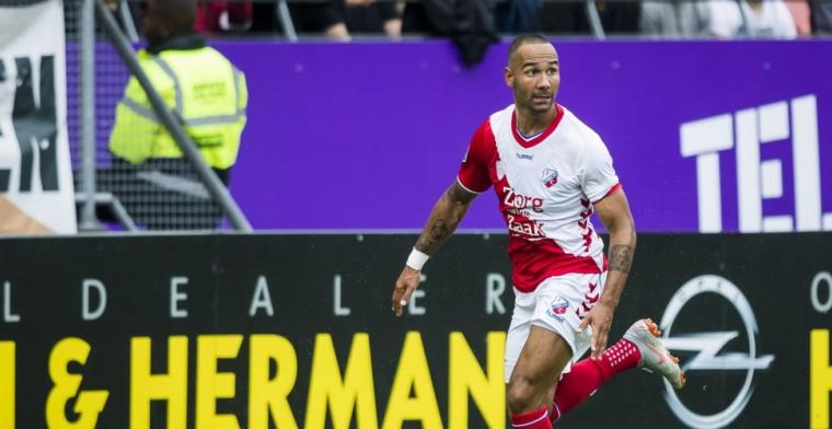 'Feyenoord volgde Utrecht-speler Klaiber, ook belangstelling uit Championship'