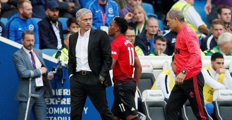 Kritiek op 'negatieve' en 'eigenwijze' Mourinho: 'Nog voor de Kerst ontslagen'
