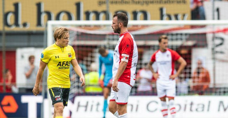 'Ik denk niet dat we vol op de aanval gaan tegen Ajax, staan we zo met 4-0 achter'