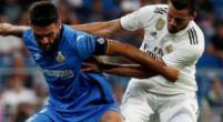 Imagen: Butragueño elogia la polivalencia y compromiso de Nacho tras el choque ante el Getafe