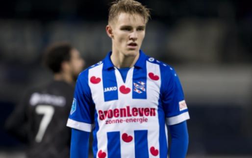Afbeelding: OFFICIEEL: Geen Heerenveen, maar wonderkind van Real Madrid weer naar Eredivisie