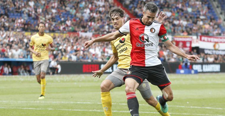 'Feyenoord mist wat Van Persie altijd had: de woede van een ontevreden klootzak'