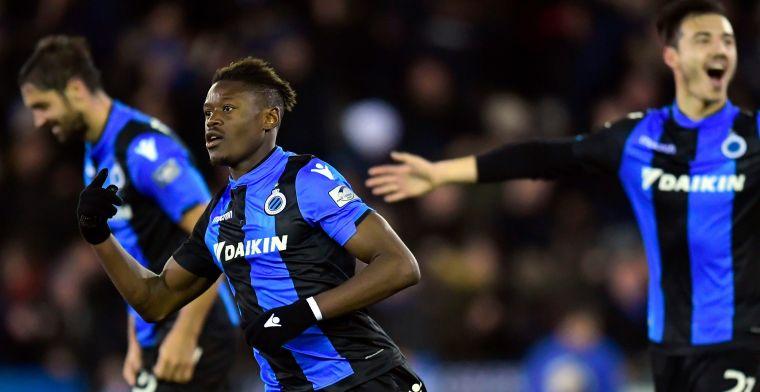 'Limbombe vertrekt naar Frankrijk; op een na duurste uitgaande transfer Brugge'