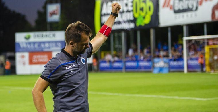 """Talent Club Brugge krijgt lof: """"Hij stak er op jonge leeftijd al uit"""