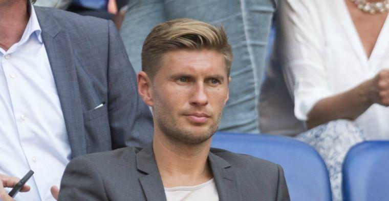 Oekraïense verbazing over Ajax: 'Scheelt nogal of Huntelaar en De Jong meedoen'