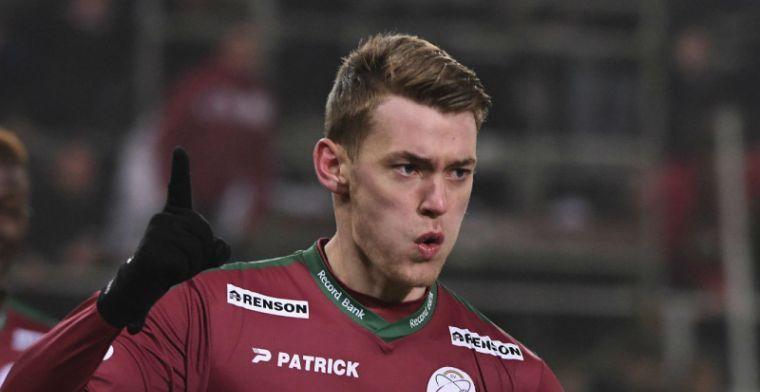 'Geen gebrek aan interesse, twee nieuwe clubs melden zich voor Coopman'