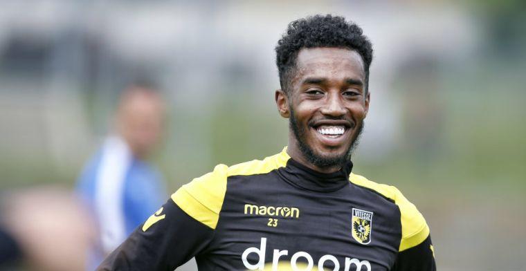 'Vitesse-middenvelder komende weken uitgeschakeld door enkelblessure'