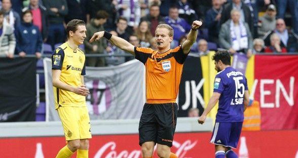 Pro League maakt scheidsrechters voor matchen van speeldag vijf bekend
