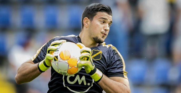 'NAC haalt opgelucht adem: Manchester City meldt zich niet voor Muric'