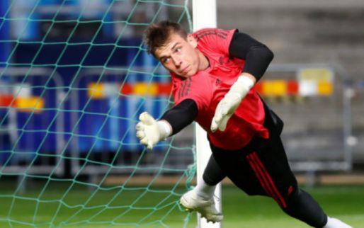 Afbeelding: 'Spaanse nummer 17 meldt zich bij Real Madrid: nieuwe doelman alweer verhuurd'