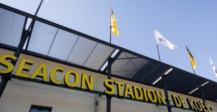Update: KNVB deelt stadionverbod van twee jaar uit aan 'billenfan' bij VVV - Ajax