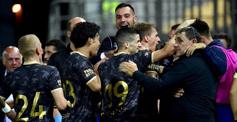 STVV'er gelinkt aan Club Brugge, maar: Er was niets concreets