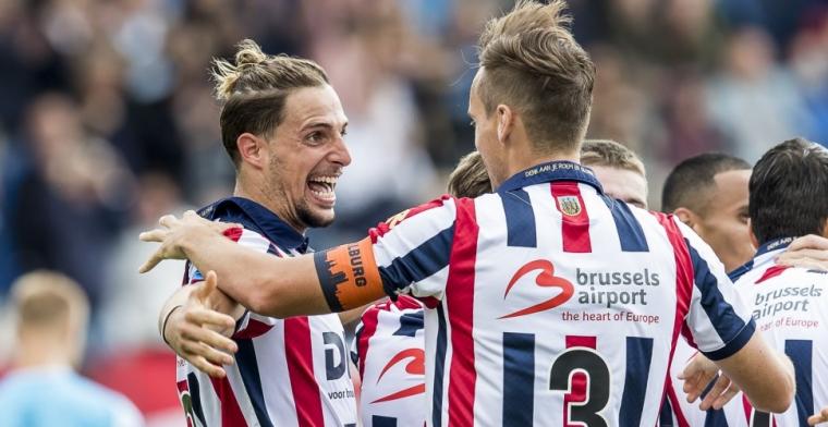 Willem ll zet arm Heracles Almelo voor schut in Tilburg: Sol met tweede hattrick