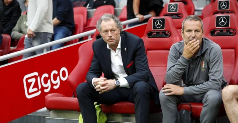 Preud'homme kopieert tactiek van Ajax: Ik zei: wij kunnen dat ook