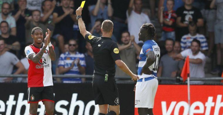 De Boer verbaasd door 'lieve' Feyenoorder: Die gaat de boel toch niet saboteren?