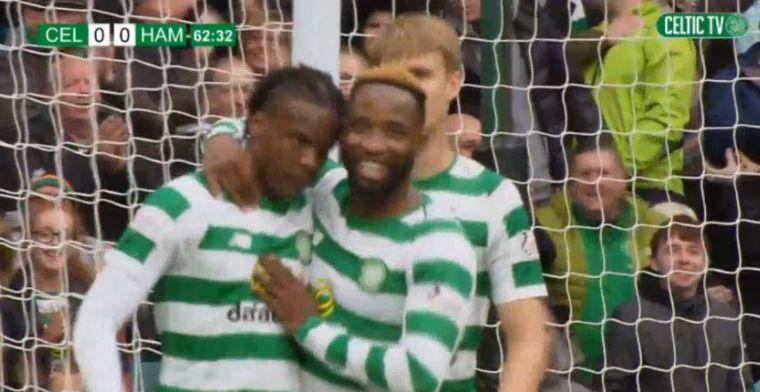 GOAL: Boyata opent de score voor Celtic, maar weigert te vieren