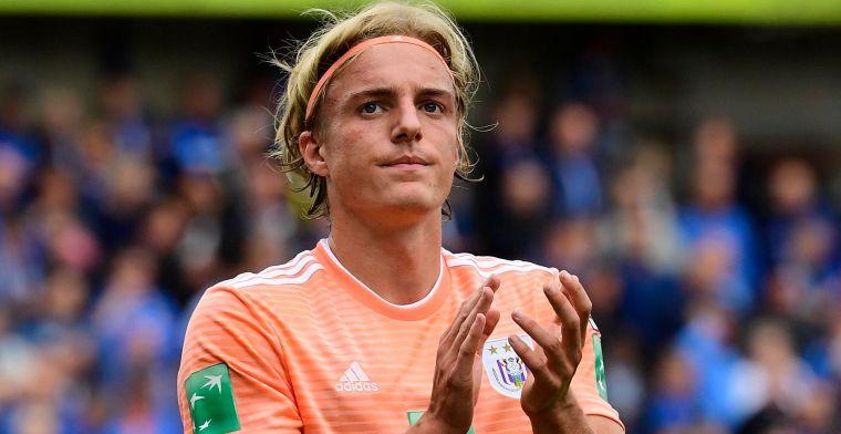 'Een van de twee dure jongens blijft een optie voor Anderlecht'