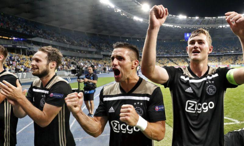 Afbeelding: Spelersrapport: De Jong heerst op het middenveld, niet de avond van Tadic
