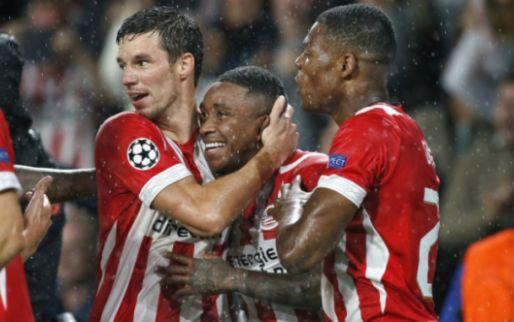 Afbeelding: Superieur PSV kwalificeert zich overtuigend voor groepsfase Champions League