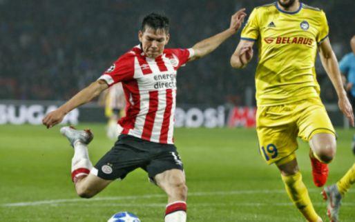 Afbeelding: LIVE: PSV heeft geen kind aan BATE en bereikt Champions League (gesloten)