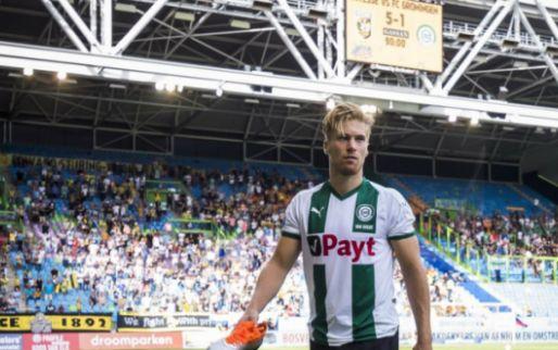 Afbeelding: FC Groningen contracteert nieuwe spits en laat Van Weert gaan: