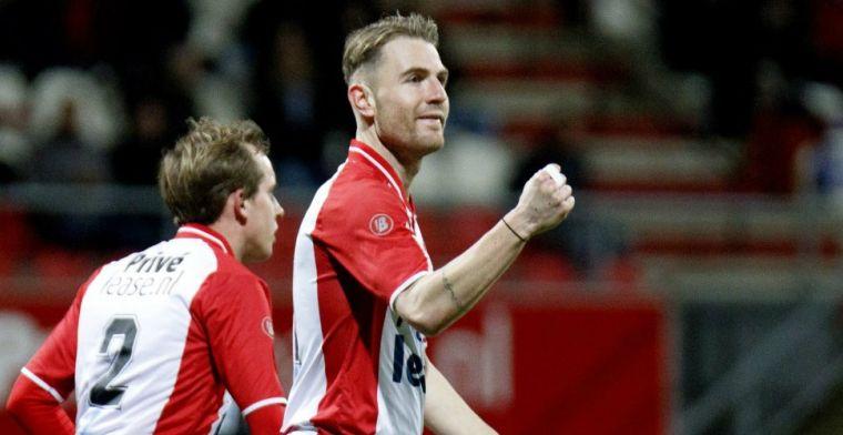FC Emmen gaat akkoord met 'ingewikkelde constructie' en zwaait spits uit