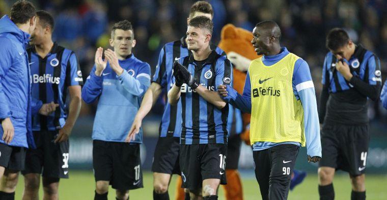 OFFICIEEL: Ex-aanvaller van Club Brugge heeft nieuwe club gevonden