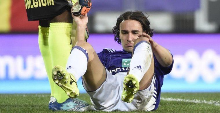 Pijnlijke zaak voor Anderlecht: 'Dan toch geen deal met Markovic'