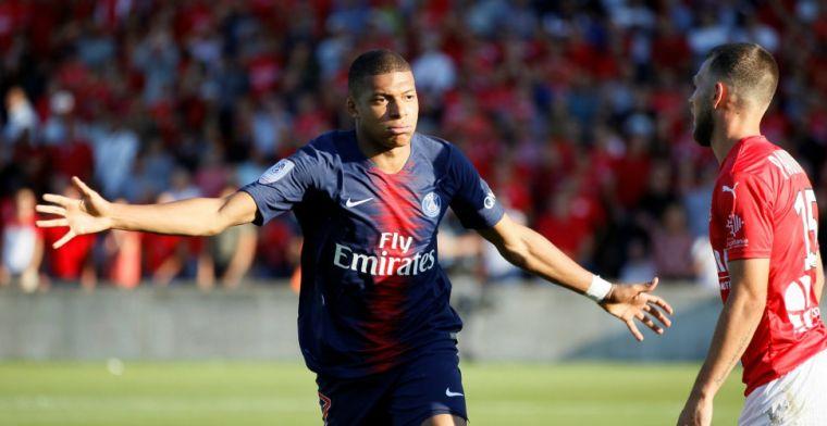 Paris Saint-Germain wint van Nimes: wraakactie Neymar, Mbappé pakt rood