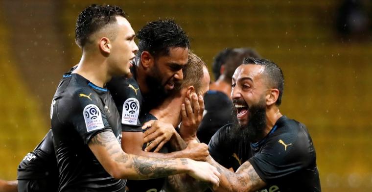 Scorende Tielemans kan nederlaag niet verhinderen in topper tegen Marseille