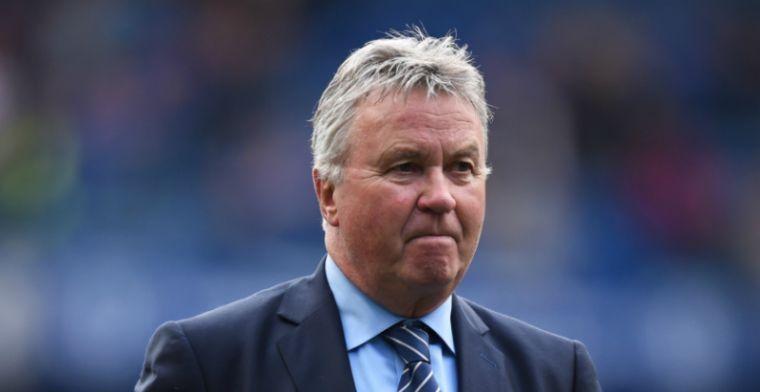 'Gewilde Hiddink kan belletje verwachten en staat voor zestiende trainersklus'