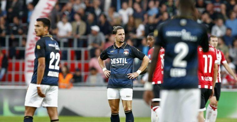 'Twintigtal clubs' toonde interesse voor Sol: 'Had graag voor Sevilla gespeeld'