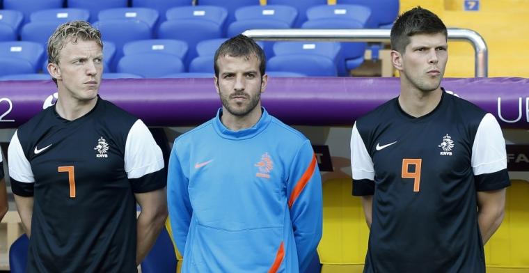KNVB komt met nieuws: ook Van der Vaart en Kuyt krijgen afscheid