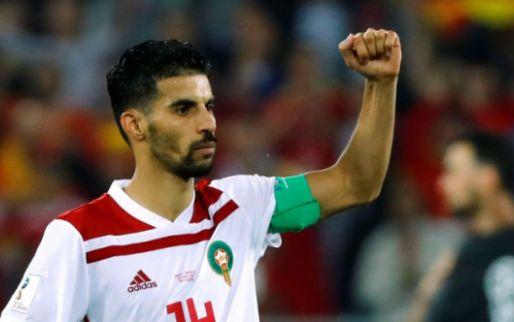 Afbeelding: Jaar in mineur voor Boussoufa: Matig WK, geen basisplek en zonder club