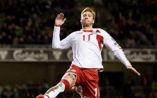 Afbeelding: 'Beschonken Bendtner breekt kaak van taxichauffeur in Kopenhagen'