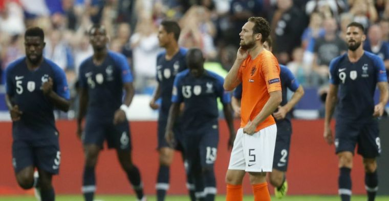 LIVE: Oranje strijdend ten onder tegen wereldkampioen Frankrijk (gesloten)