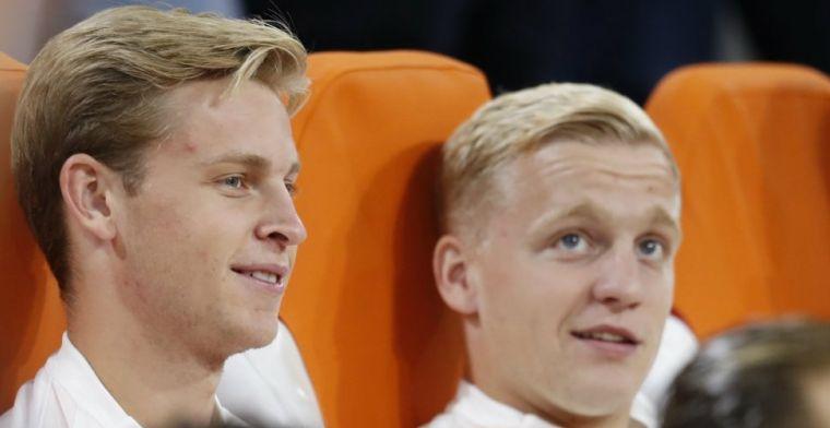 Kraay en Van Hanegem over 'geweldenaar' van Ajax: Hij moet zich niet aanpassen