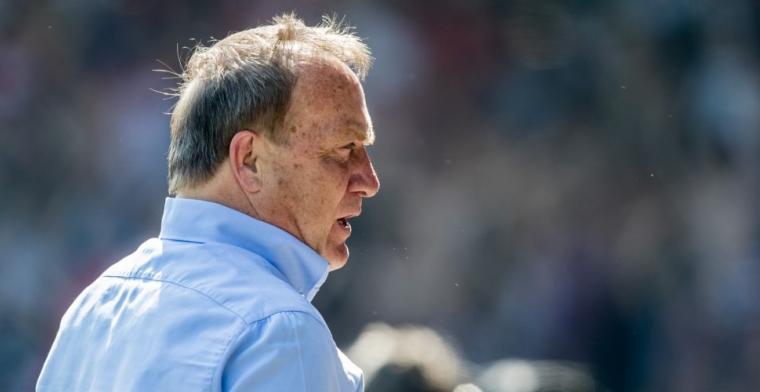 FC Utrecht 'ten einde raad': 'Keuze voor Advocaat getuigt van armoede'