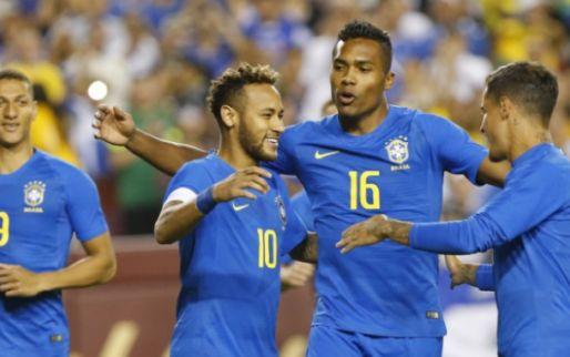 Afbeelding: Brazilië wervelt met Neymar en Richarlison; Tagliafico leidt Argentinië