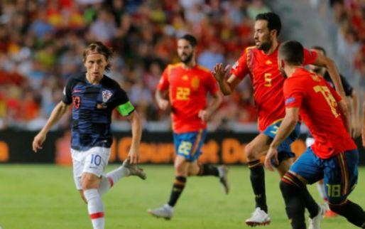 Afbeelding: Modric haalt hard uit naar teamgenoten: 'Zetten onze reputatie op het spel'