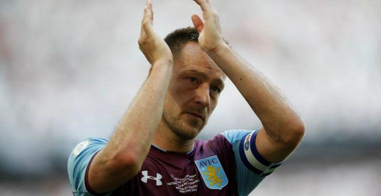 Terry ziet af van bijzondere transfer: 'Toch besloten het niet te doen'
