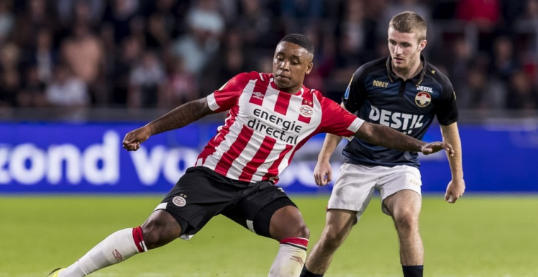 'Ook door het vertrouwen dat ik bij PSV van alles en iedereen krijg'