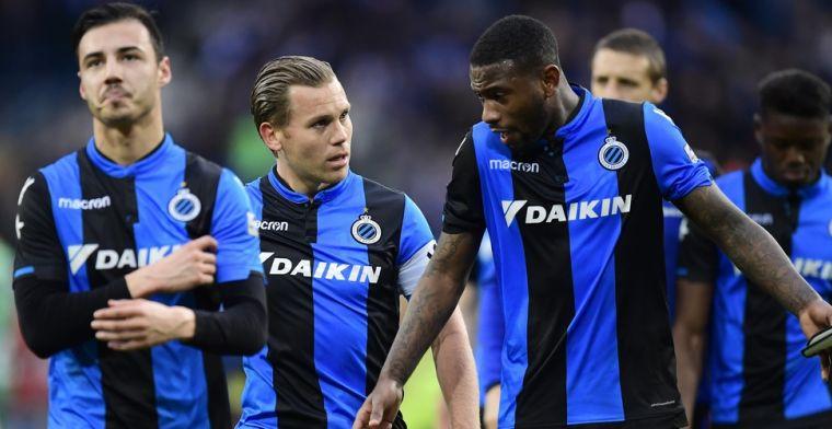 De UEFA somt  pijnlijke statistieken van Club Brugge op