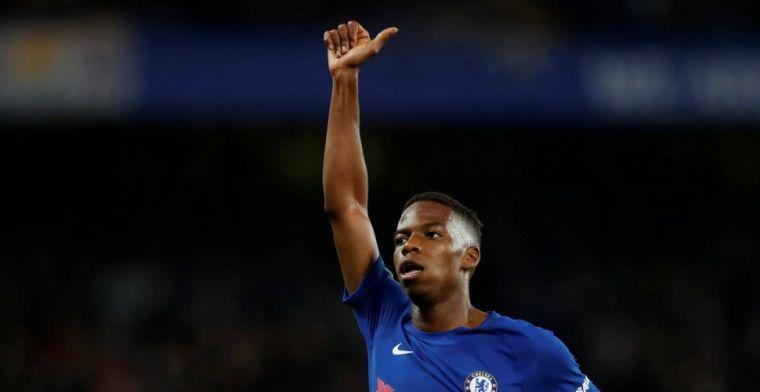 Opluchting voor Musonda: diagnose van Chelsea valt positief uit