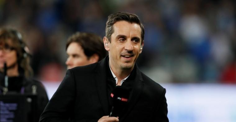 'Fan' Neville: 'Manchester United is prima af zonder jou, maak je geen zorgen'
