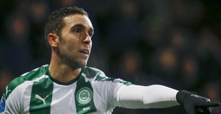 Groningen-ster: 'Alle spelers bij Groningen willen graag de stap naar Ajax maken'
