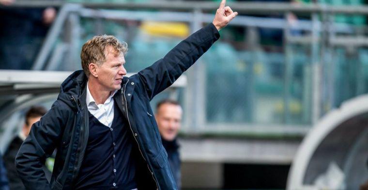 'Ik zie dat het bij PSV ook alleen maar over Barcelona gaat, ik vind dat prima'