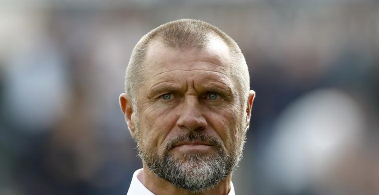 De Wolf tipt Van Bronckhorst: 'Ik denk dat het voor Feyenoord beter is'