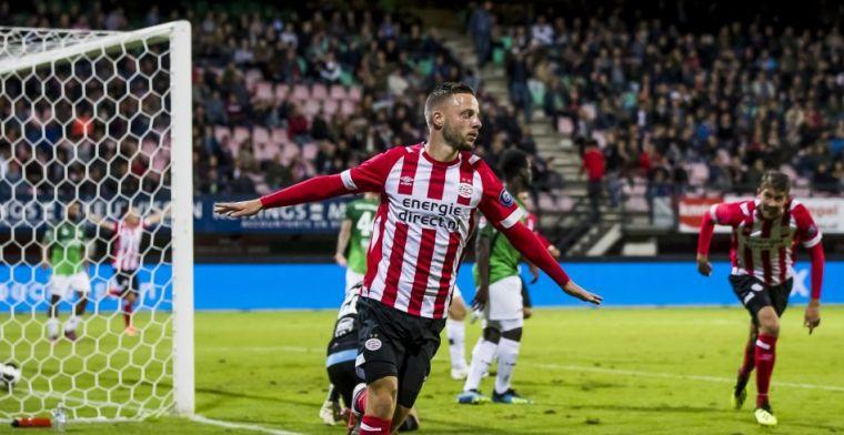 Ramselaar drukt stempel: 'Ik dacht wel even: hè, moet ik met Jong PSV mee'