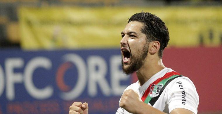 Geen Feyenoord-doorbraak: 'Kijk naar Ebecilio. Wie ben ik dan om te klagen?'